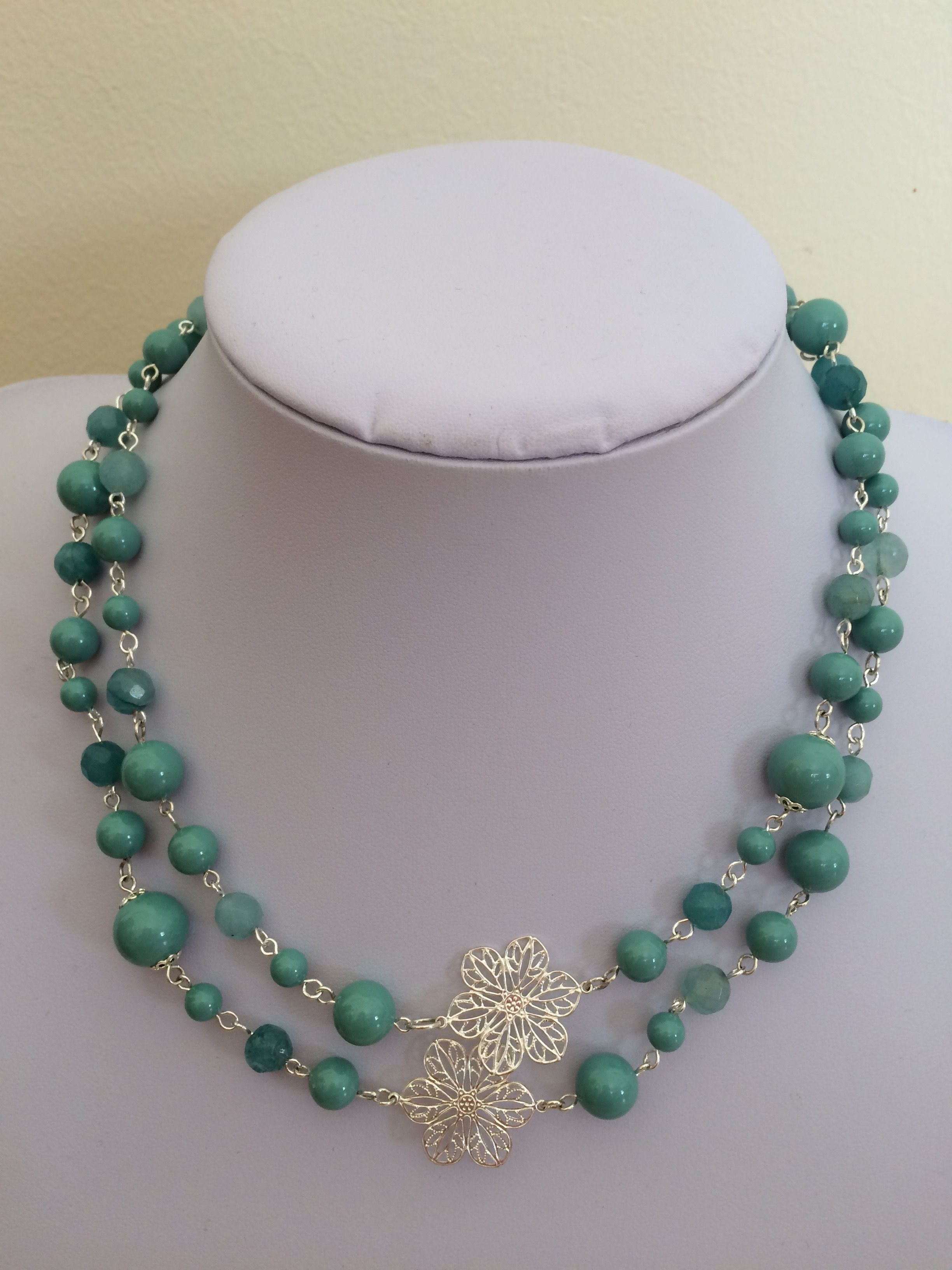 Pin by Luz Jewelry Design on Necklace   Pinterest   Jewelry ideas ...