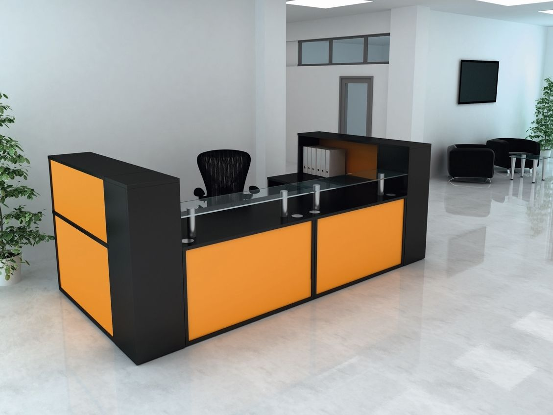 Receptiv Reception Desk / Reception Counter http://www.genesys-uk ...
