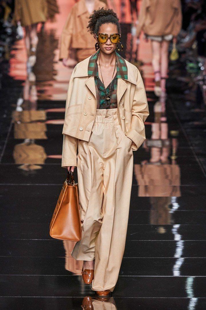 Prêt-à-porter Fendi Primavera / Estate 2020 – Collezione | Vogue Germania