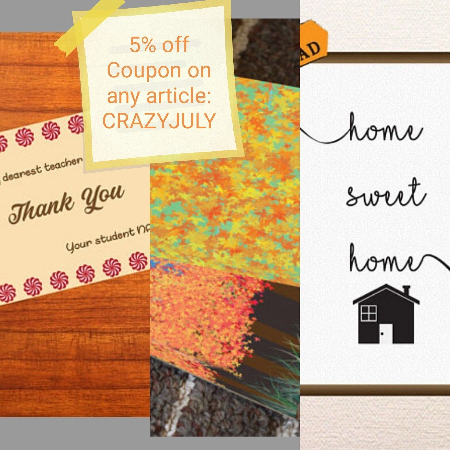 Printable Home Sweet Home sign, and Spanish version Hogar Dulce ...