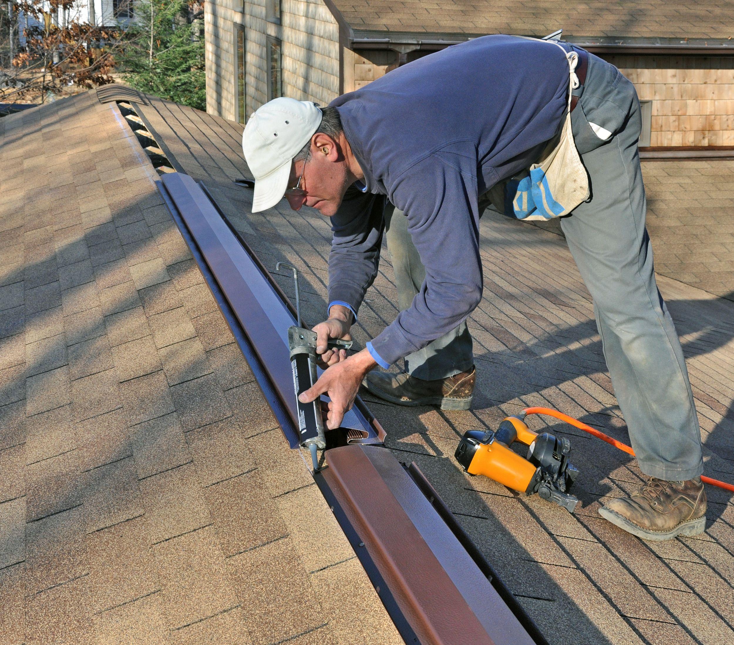 Reimagine Asphalt The Best Value For Your Money Ridge Vent Roof Home Repairs