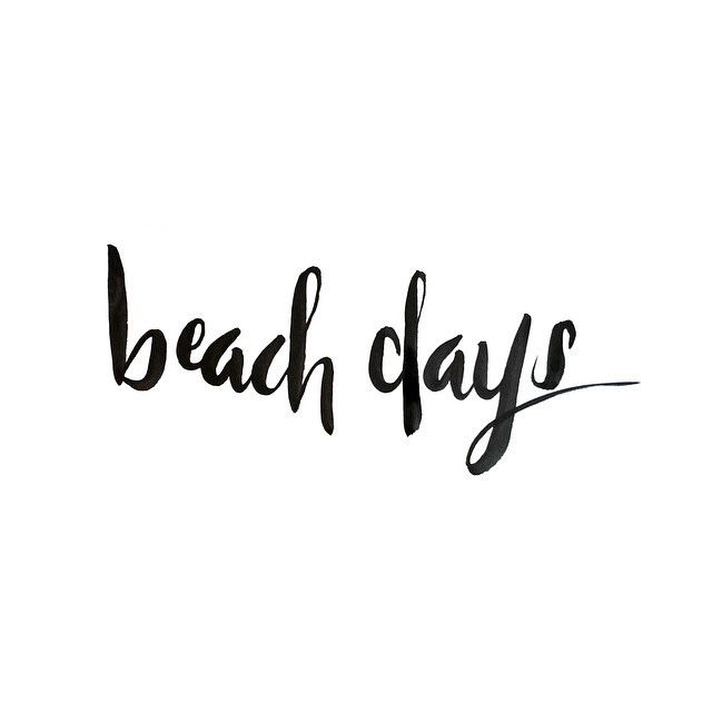 Citaten Zomer Djx : Beach day fashionchick summer pinterest citações