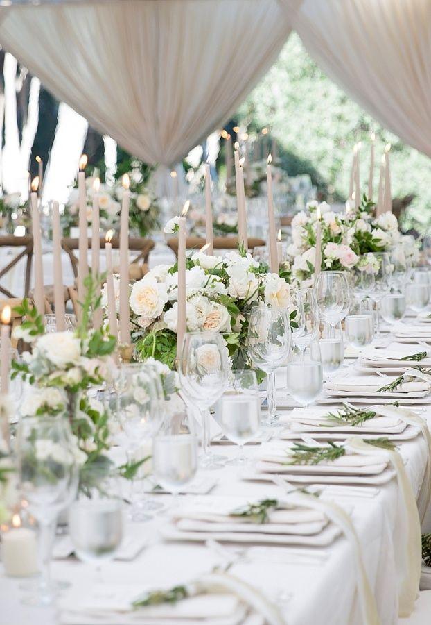 The Dreamiest Springtime Ranch Wedding Peonies Wedding Table San Ysidro Ranch Wedding Wedding Table Settings