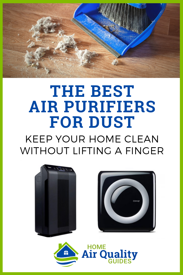 Best Air Purifier for Dust Removal and Allergies Air