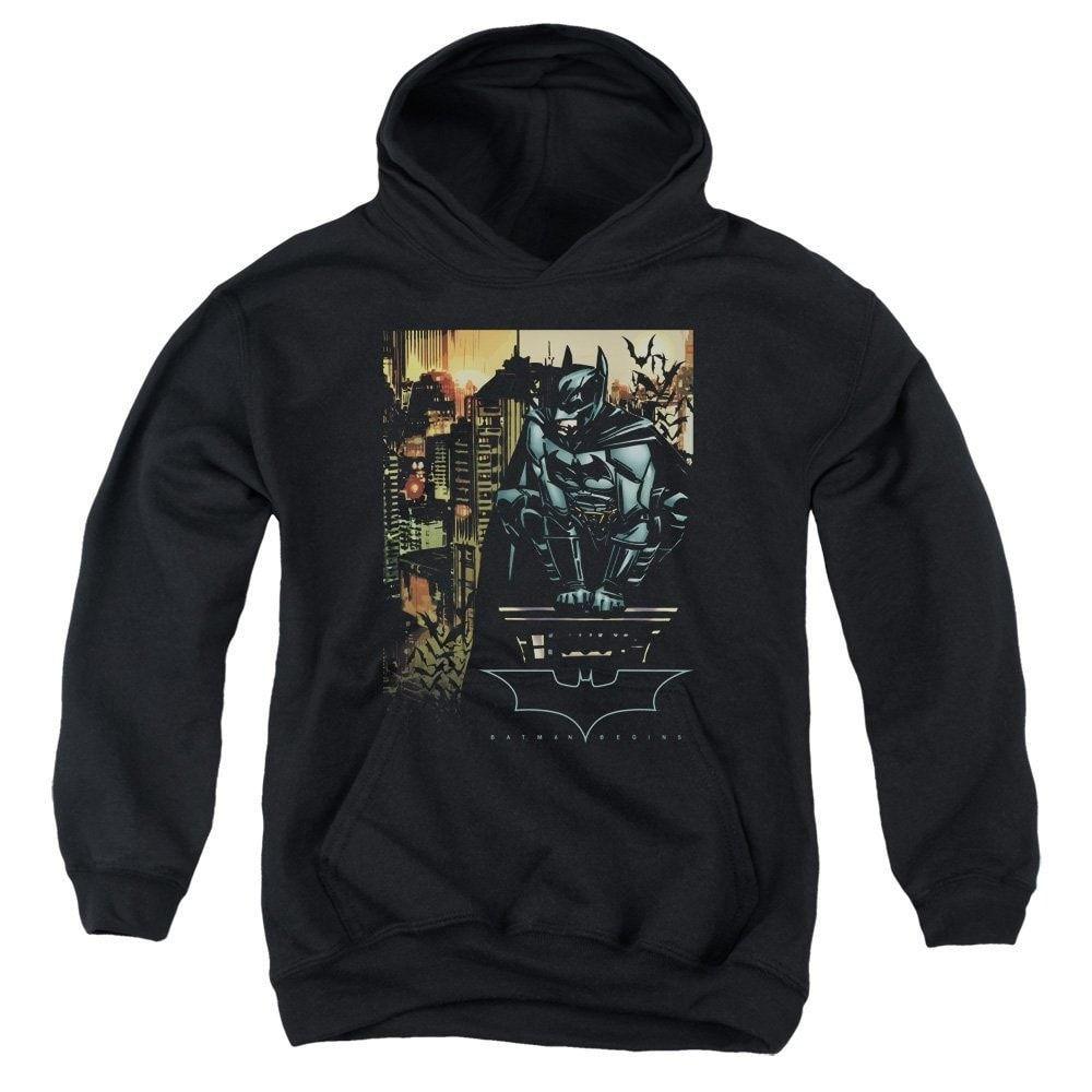 Batman Begins - Waiting Youth Pull-Over Hoodie