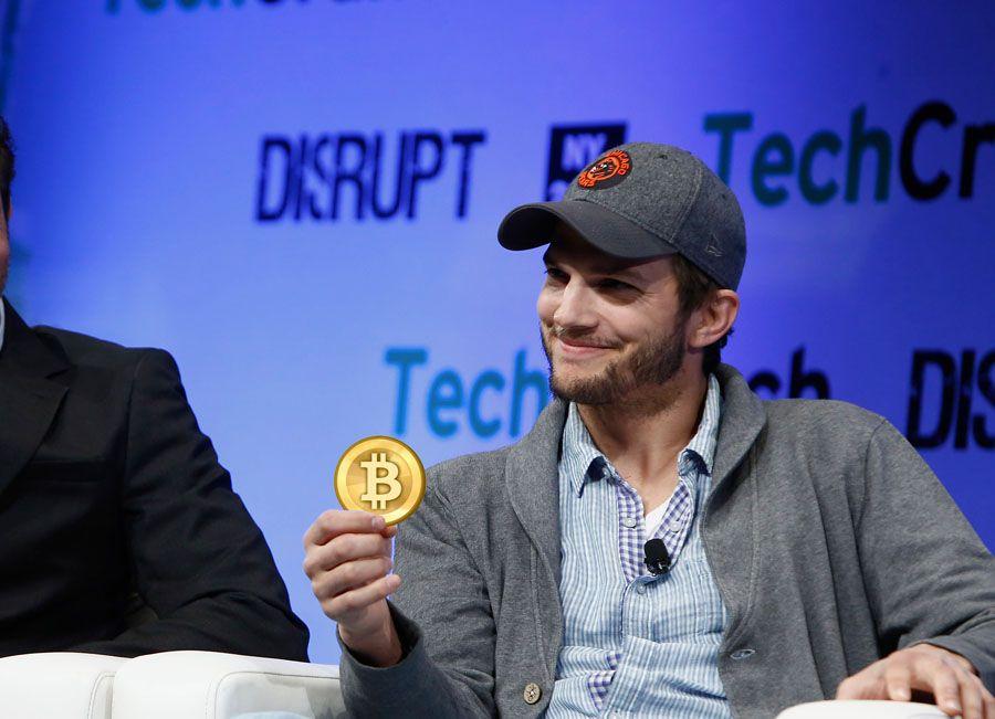 Need to Put $25 to Work? Ashton Kutcher Says Buy Bitcoin   Buy ...