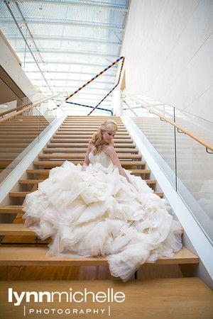 modern bridals, modern wedding gown, ft worth bridals, fine art ...