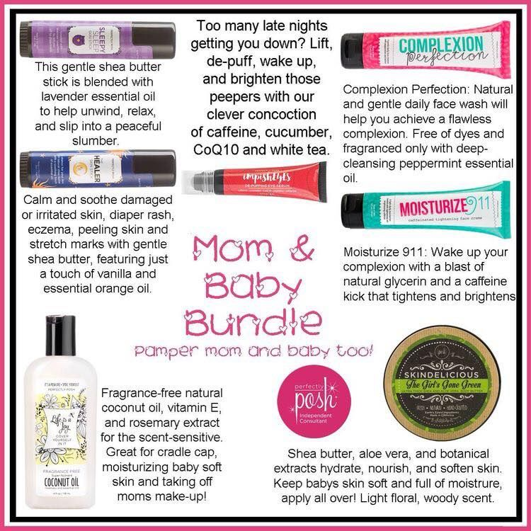 Natural Ingredients Perfect For Mom And Baby Perfectly Posh