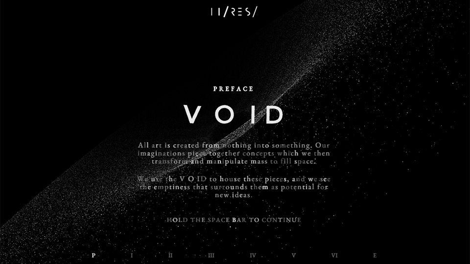 Particle Animation In Web Design Fresh Trend Web Design Web Design Inspiration Web Graphic Design