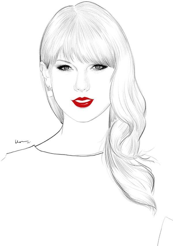 Floyd Grey - Taylor Swift …   Taylor Swift   Pinte…
