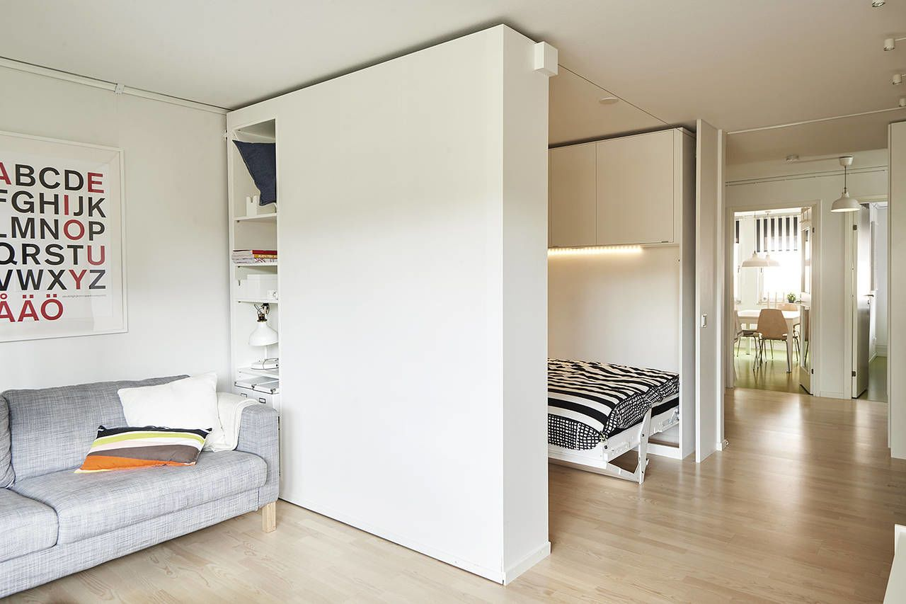 Door Solutions For Small Spaces ikea wants sliding walls to be the big next thing in small homes
