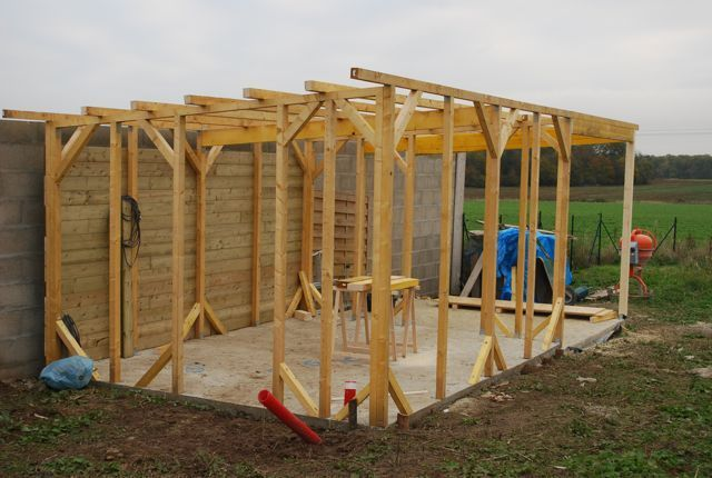 Bonjour a tous, Je projette de fabriquer un abris de jardin de 20m - plan de cabane de jardin