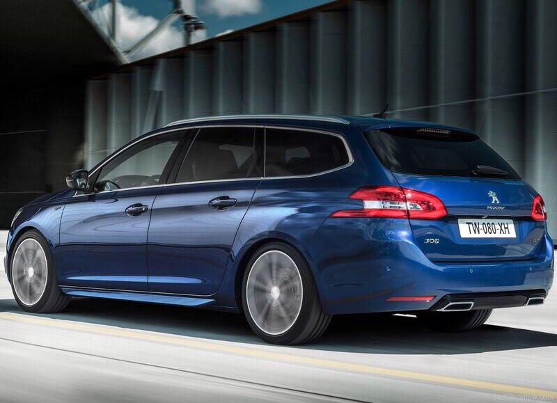 Peugeot 308 Sw Gt Stylish Design They Are Getting There Avec Images