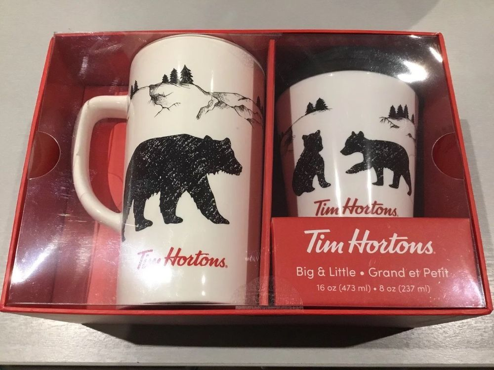 Details about BNIB 2018 LTD EDITION TIM HORTONS BIG