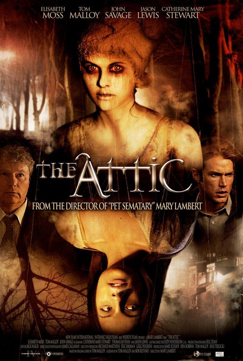 The Attic 2008 Met Afbeeldingen Mary Lambert Horrorfilms Horror