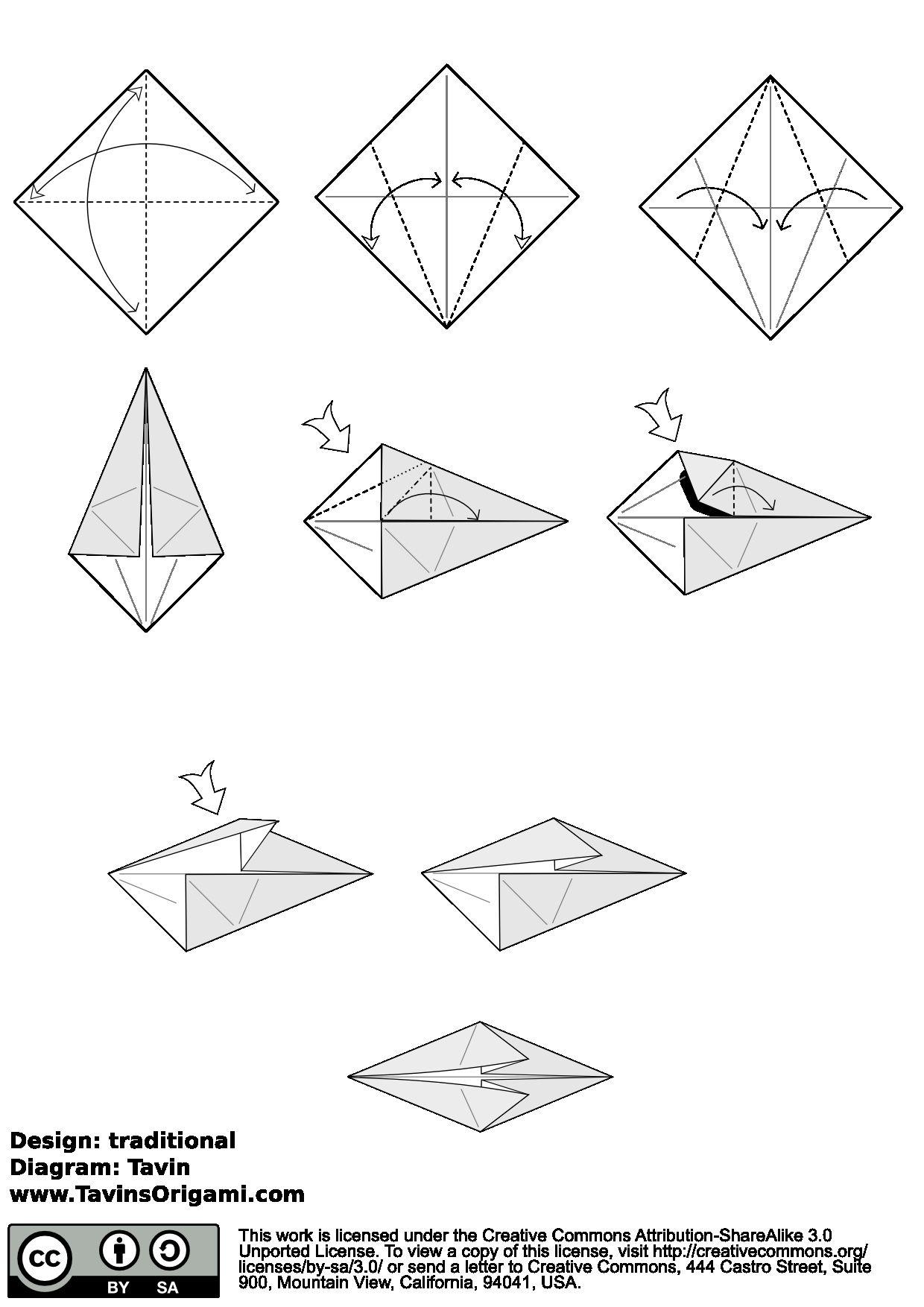 25 Dollar Bill Origami Flamingo Instructions Dollar Bill Origami