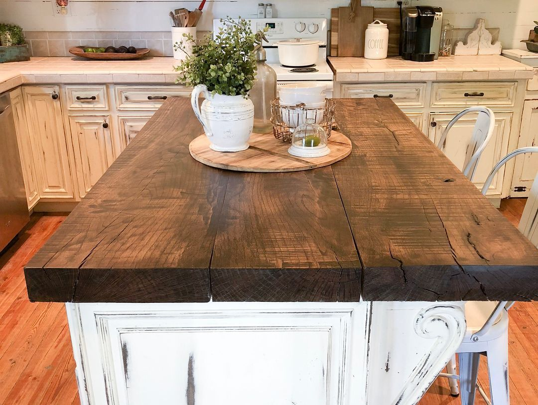 Ashley Mcalpin On Instagram Island Countertop Done Cannot Wait
