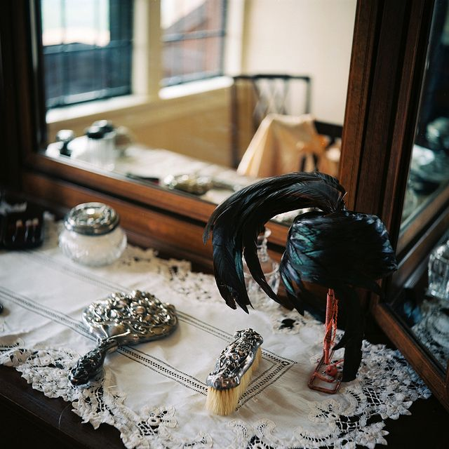 Olive Plant's dressing table. | Flickr - Photo Sharing!