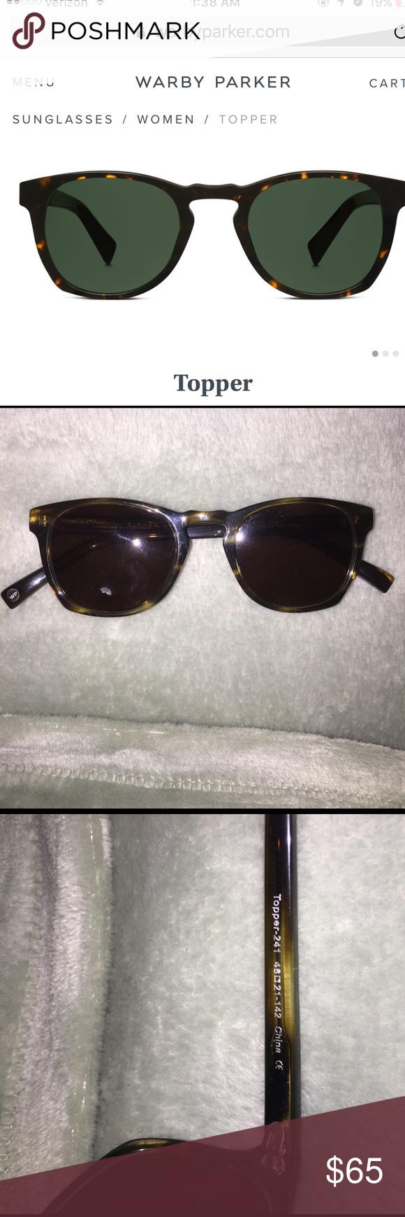 Warby Parker Topper Sunglasses | Gafas de sol y Accesorios