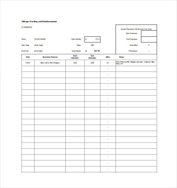 Blank Spreadsheet Template   Free Word Excel Pdf Documents