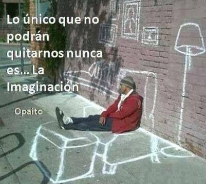 #imaginación