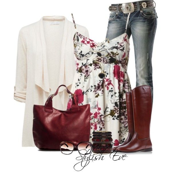 Cherry, created on Polyvore