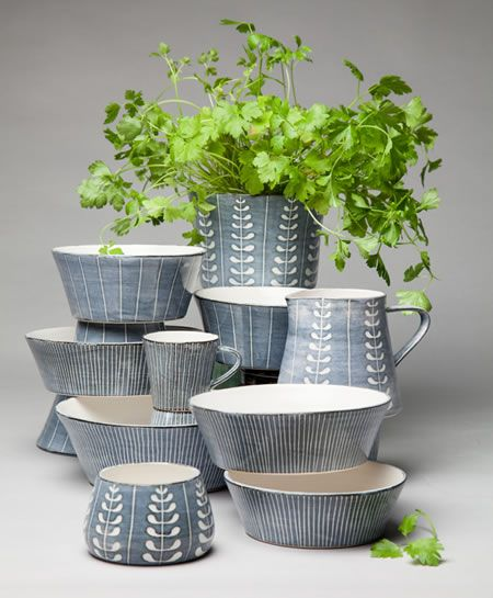 Ceramics by Sarah Went Cambridge | Pottery Mugs | Ceramics