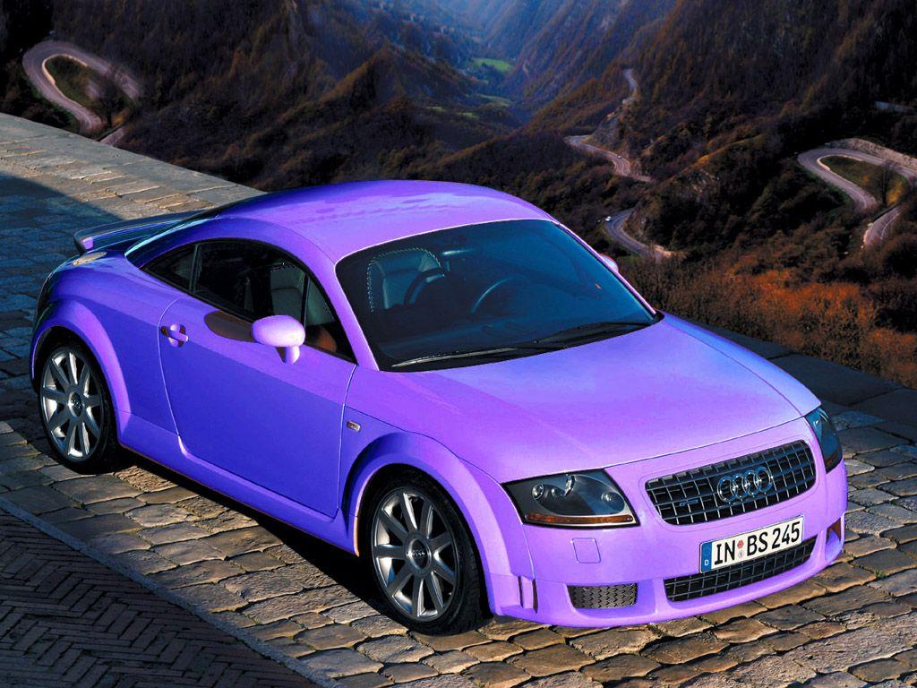 Cool Purple Names purple 2009 mtm audi r8 purple audi tt