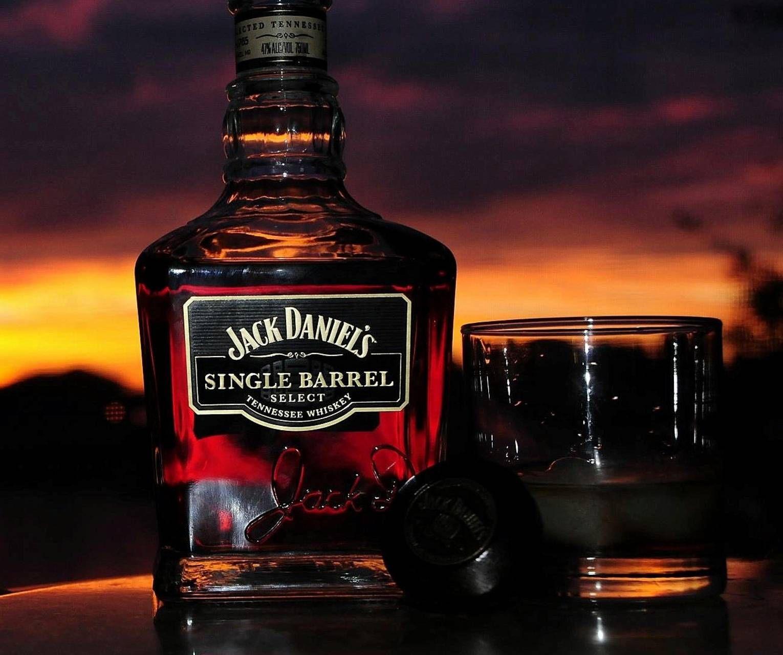 Фото открытка алкоголь