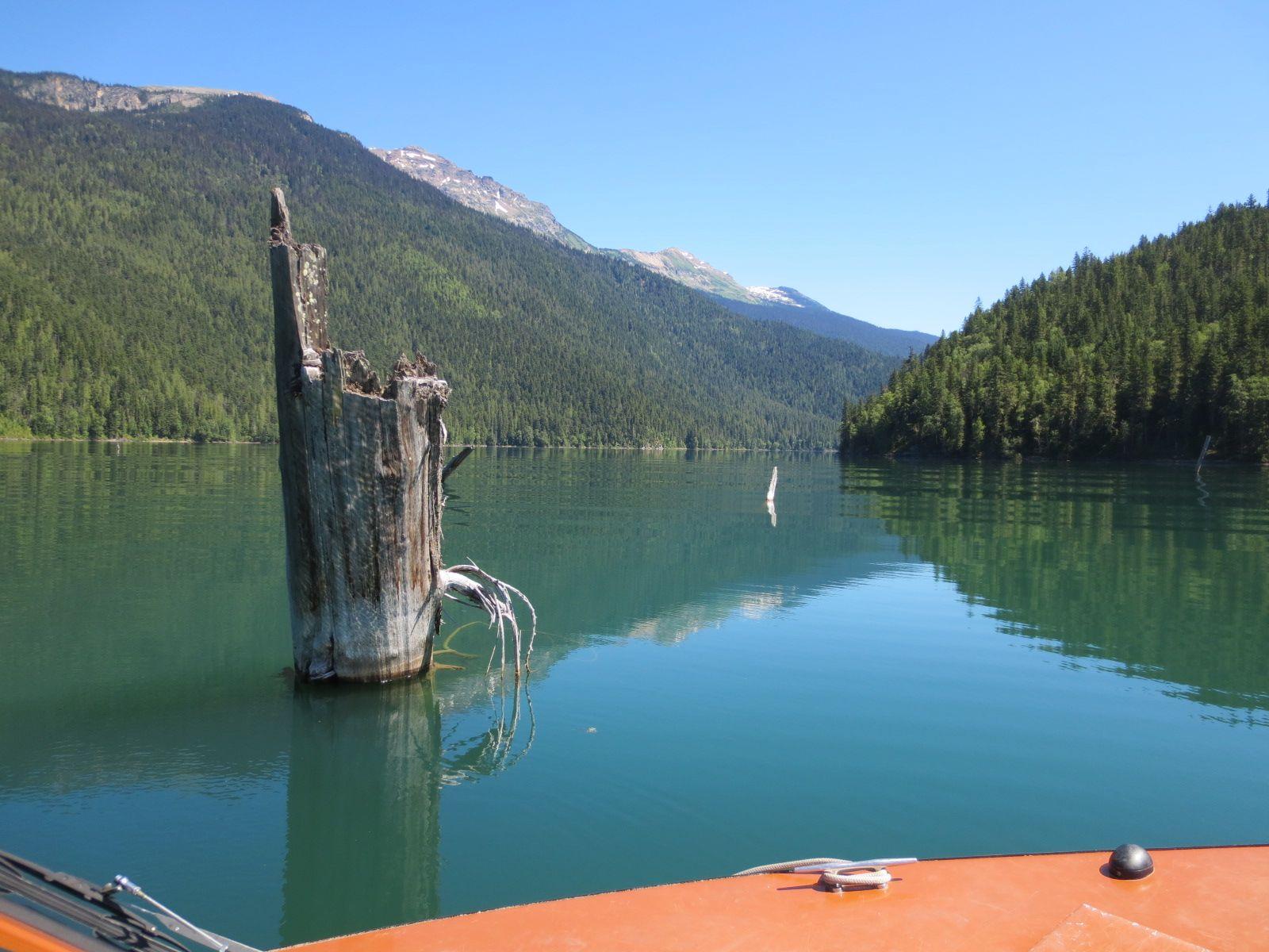 Canada Wells Gray Provincial Park