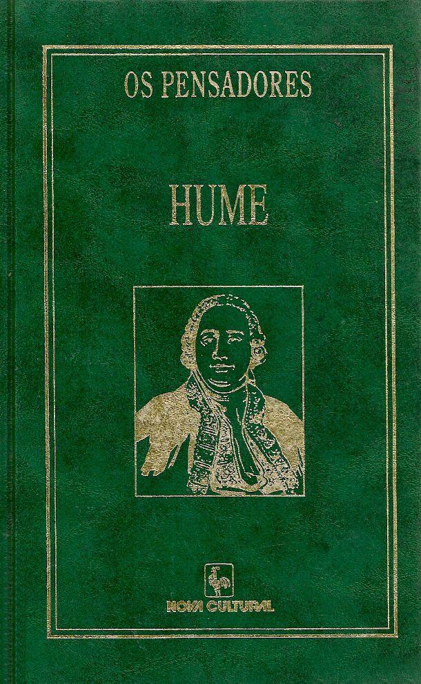 Hume David Investigacao Acerca Do Entendimento Humano Ensaios