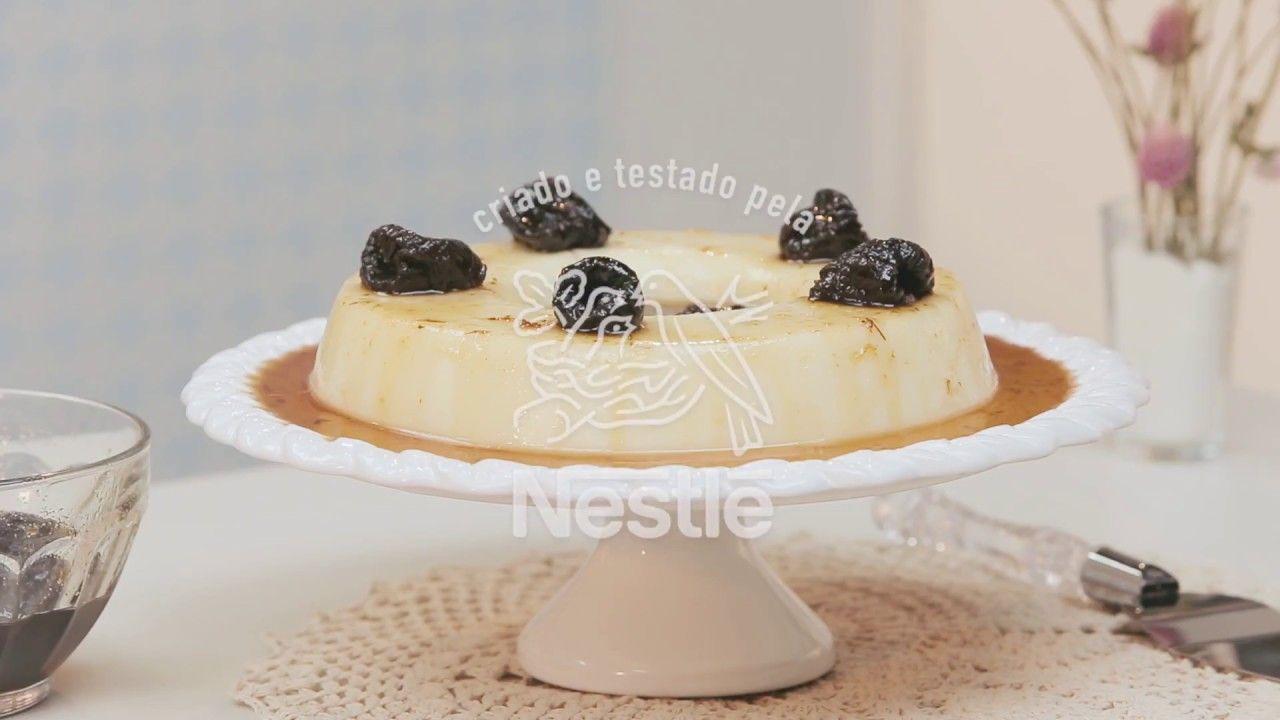 Manjar Branco Especial Receitas Nestle Com Imagens Ideias