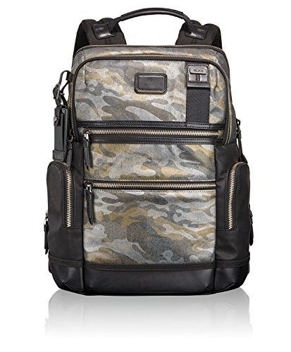 Tumi Alpha Bravo Knox Backpack One Size Camo Metallic Read More Reviews Of The Product By