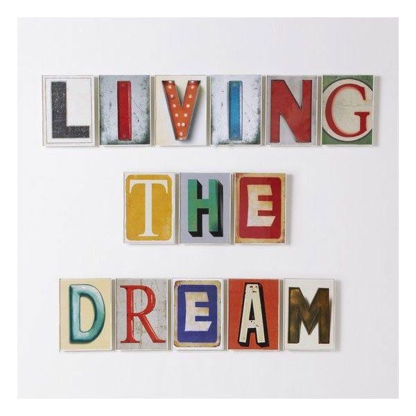 Decoración de pared - Marquee | For the Home | Pinterest ...