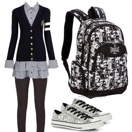 Amado uniforme escolar customizado - Pesquisa Google | Japanese uniform  BE01