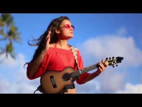 Talented Hawaii musicians Taimane Gardner, Keauhou, Kalani Pea