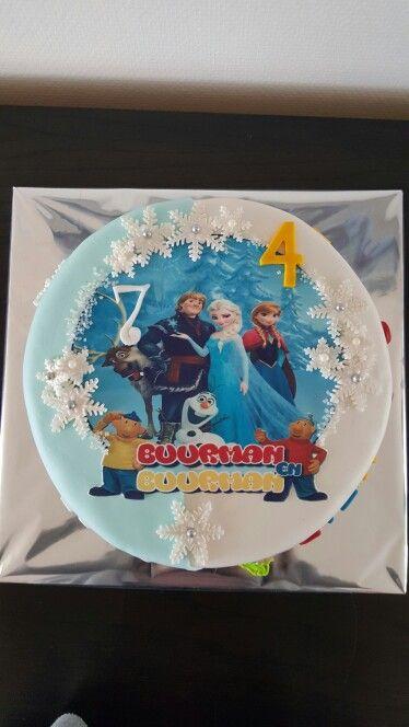 2 thema's Frozen/ Buurman & Buurman