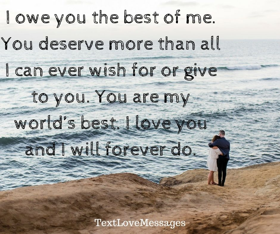Sweet Love Messages For Him Or Her Page 6 Of 8 Love Message
