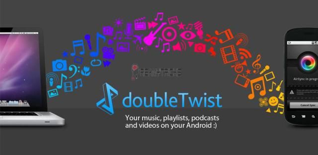 doubleTwist Music Player Sync Pro v2.6.7 Google play