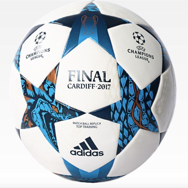 adidas Finale Top Ball Blanc Bleu Soccer ball Pinterest