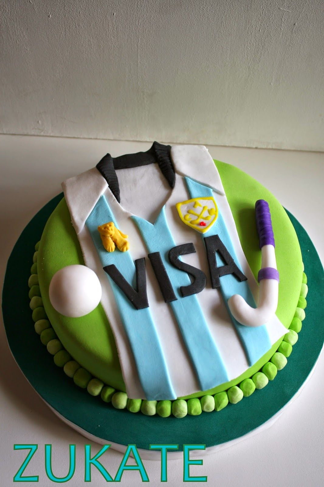 tortas decoradas de hockey Buscar con Google cristhian