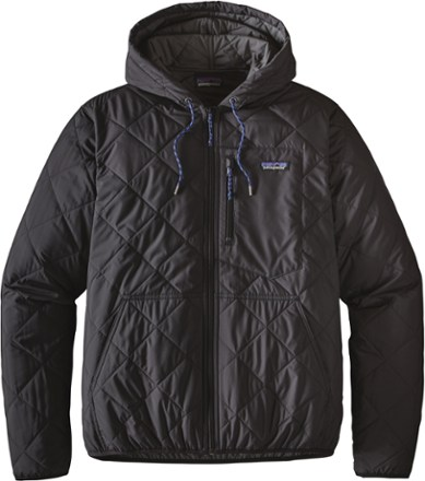 Patagonia Men S Diamond Quilted Insulated Bomber Hoodie