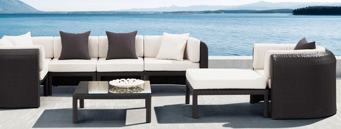 Exceptional Explore Modern Outdoor Furniture And More!