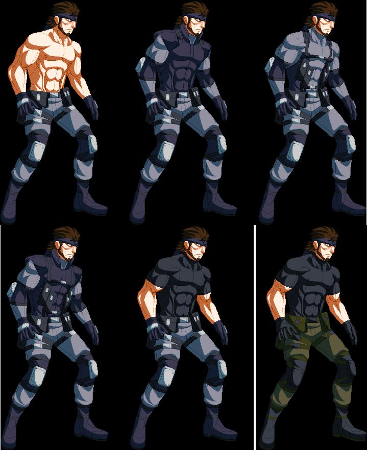 06042014 By Oniika On Deviantart Snake Metal Gear Metal Gear Solid Metal Gear Series