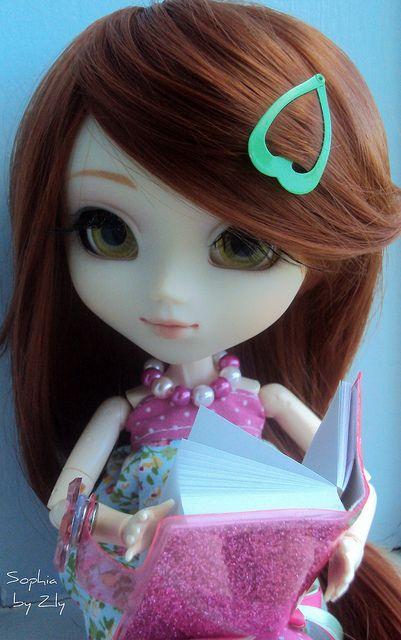 muñeca lectora
