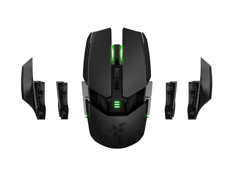 Razer Launches The Ouroboros Gaming Mouse Gaming mouse