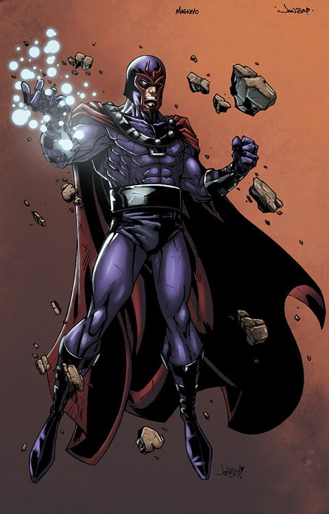 Ultimate Magneto by Jonboy Meyers and Logicfun