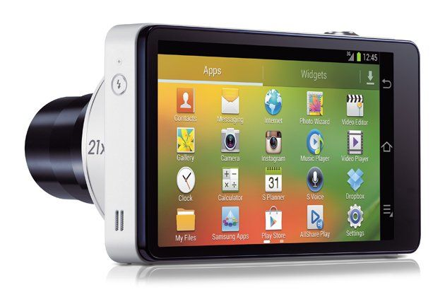 Samsung Electronics launched its Android based camera in India that enables users to run Android applications in addition to doing the usual. Priced at Rs 29,900, the Android powered camera allows users to shoot, edit and share photographs and video easily and quickly through social networks.