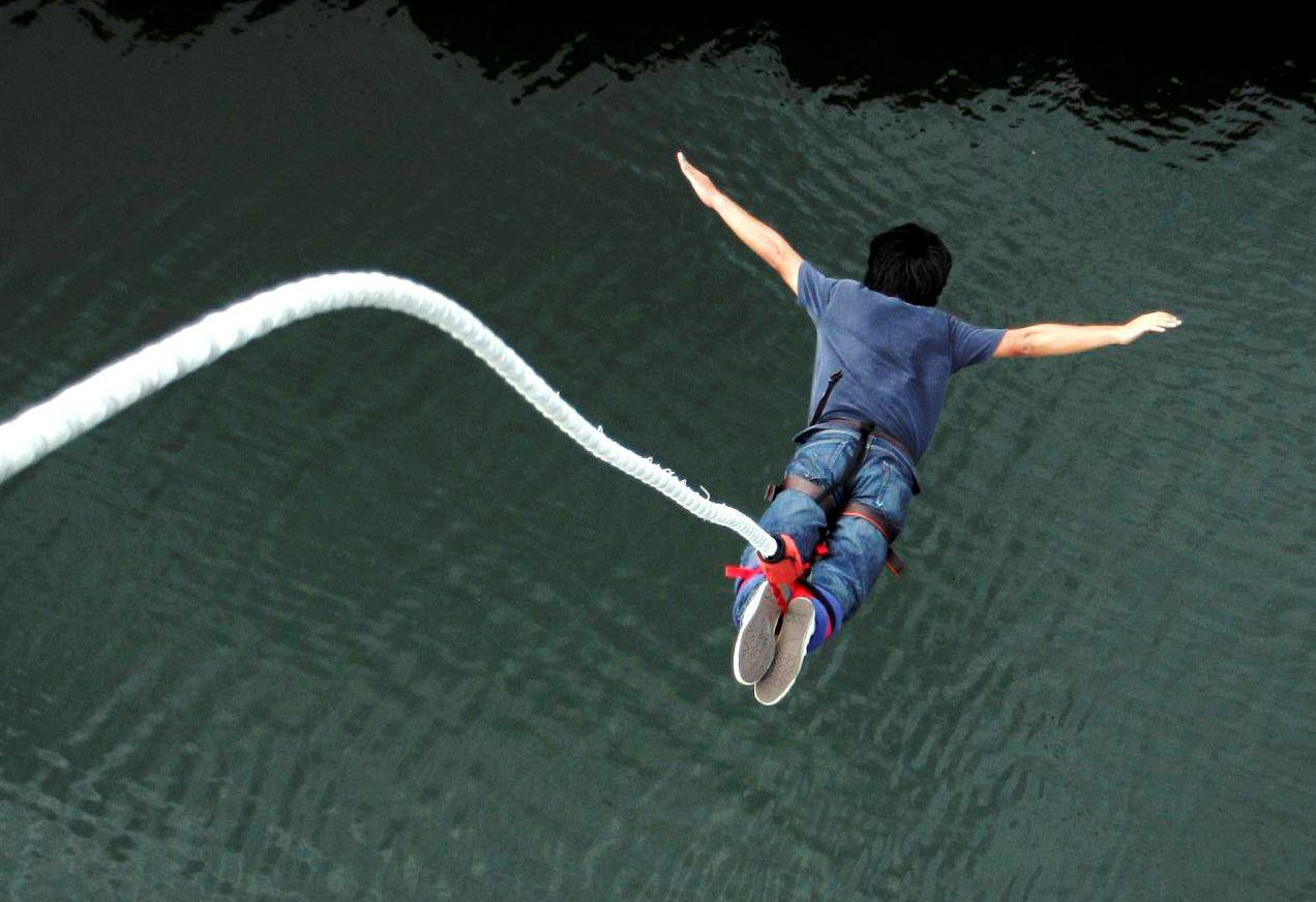 A Guide To Top Extreme Adventure Sports In India The Great - Take the plunge 8 best places in the world to bungee jump