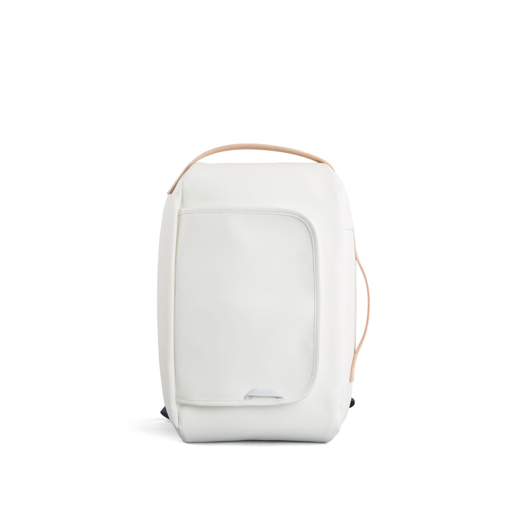 be8c80a2331 로우로우] R BAG 207 MICROFIBRE WHITE - 2017 | Pinterest
